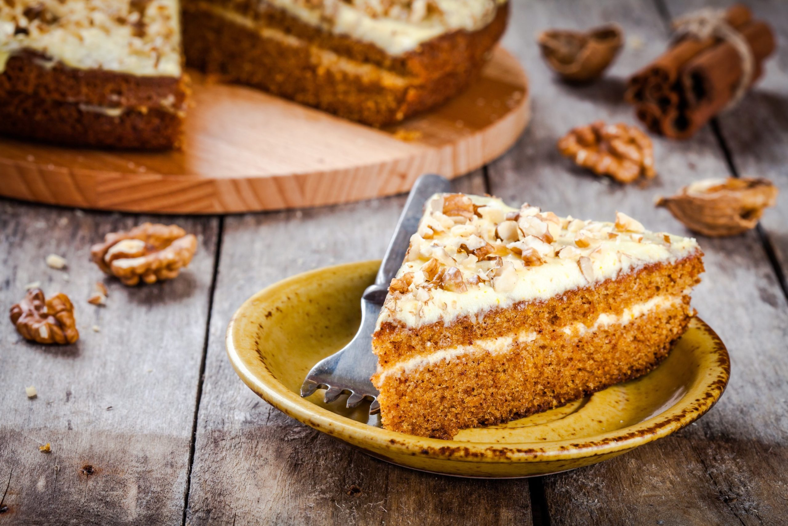 Classic Carrot Cake Recipe For You To Master